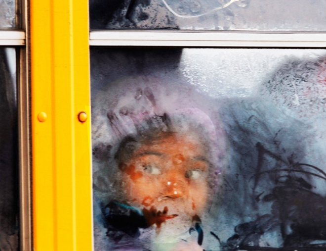 В Татарстане завели уголовное дело за перевозку школьников в холодном автобусе