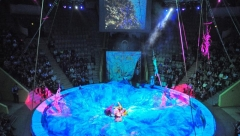 Новости  - Погода не пощадила: Казанский цирк затопило