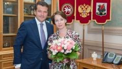 Новости  - Чулпан Хаматова и Алишер Усманов стали почетными гражданами Казани