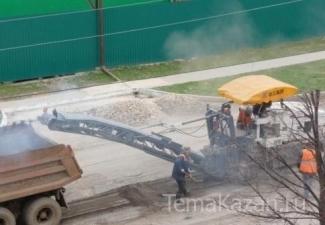 В Татарстане отремонтируют полмиллиона квадратных метров дорог