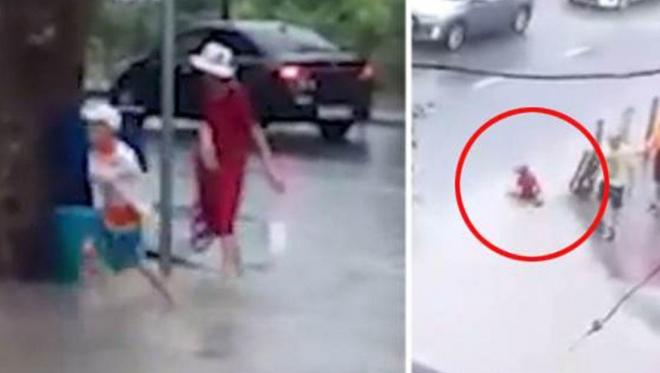 Новости  - Трагедия в Сочи, ребенок из РТ погиб, провалившись в ливневую канализацию.