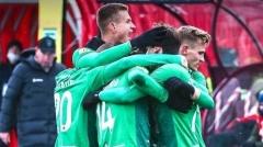 Новости  - «Рубин» обыграл «Уфу» с разгромным счетом