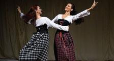 Уроки шотландского танца