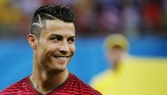 Новости  - Роналду снова в Казани: сборная Португалии сегодня тренируется на базе «Рубина»