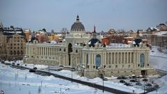 Новости  - По республике сегодня до 17 градусов мороза и без осадков