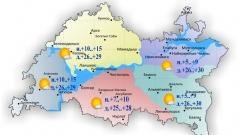 Сегодня по Татарстану ожидается до +30˚