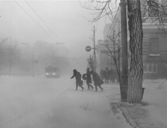 Новости  - Ухудшение погоды в Татарстане: ноябрь начнется с метели и гололедицы