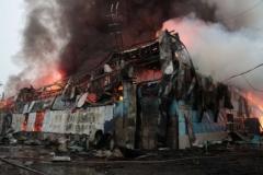 Новости  - На месте сгоревшего Вьетнамского рынка построят крупный торговый комплекс