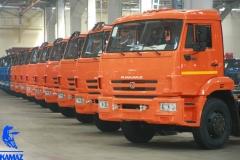 Новости  - До конца года татарстанский «КамАЗ» увеличит долю на российском авторынке до 55%