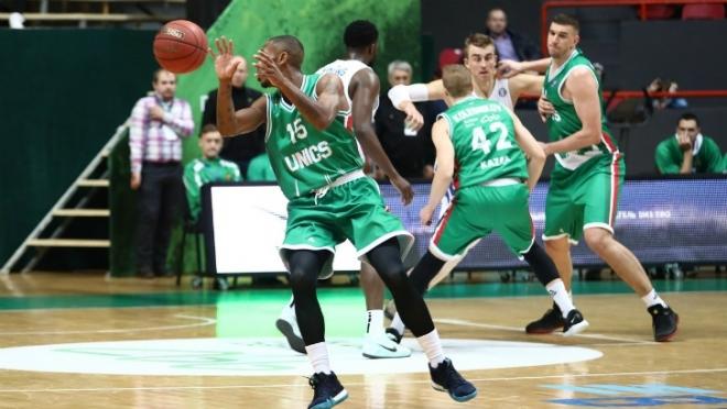 Казанские баскетболисты проиграли клубу «Морабанк» из Андорры