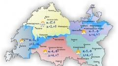 Новости Погода - 20 марта по Татарстану ожидается слабый юго-западный ветер