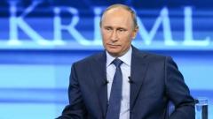 Новости  - Путин ответил на вопрос о своем преемнике на посту президента