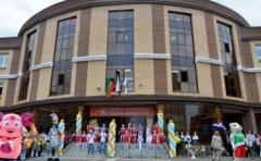 Новости  - Сегодня президент участвовал в открытии новой школы в Казани