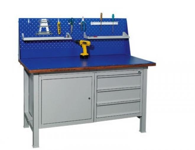 Металлическая мебель для офиса, цеха и гаража