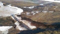 Новости Транспорт - Часть трассы М7-Волга перекрыли из-за аварийного состояния плотины