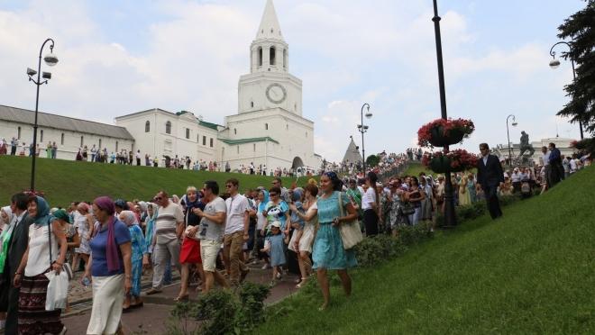 В пятницу 21 июля пройдет крестный ход в честь праздника иконы Божией матери