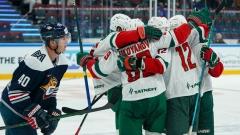 Новости Спорт - «Ак Барс» обыграл магнитогорский «Металлург» по буллитам