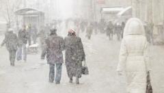 Новости  - 6 марта в Казани и Татарстане ожидается облачная и снежная погода