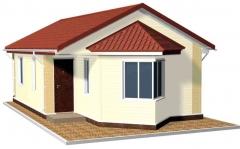 Новости  - В Татарстане планируют запустить производство «быстрых» японских домов