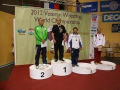 Новости  - Нижнекамский спортсмен стал чемпионом мира по греко-римской борьбе