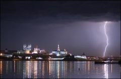 Новости  - Ураган в Татарстане: 18 тыс. жителей без света, разрушения, двое погибших