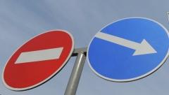 По улице Олонецкая в Казани продлено ограничение движения транспорта
