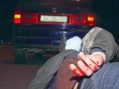 Новости  - Пьяный водитель без прав сбил пешехода и скрылся