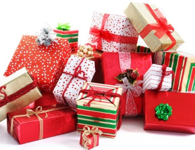 Пять лучших подарков на новый год