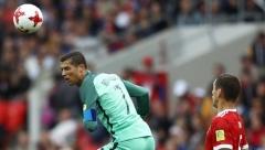 Новости  - Россия проиграла Португалии в матче Кубка конфедераций: единственный гол забил Роналду