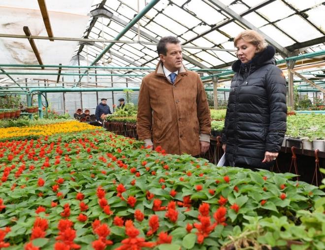 К Кубку конфедераций в Казани создадут 4-метровую цветочную стену