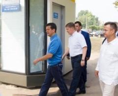 Новости  - На автобусных остановках Казани установят павильоны с платёжными терминалами