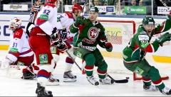 "Новости Спорт - ХК ""Ак Барс"" проиграл ЦСКА со счетом 2:3"