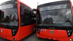 Новости  - 30 новых автобусов на метане появилось в Казани