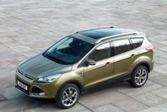 Новости  - В Елабуге с конвейера сошел первый автомобиль Ford Kuga