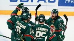 Новости Спорт - «Ак Барс» в домашнем матче обыграл уфимский «Салават Юлаев»