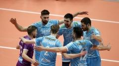Новости  - Казанские волейболисты обыграли красноярский «Енисей»