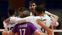 В Казани состоится полуфинальный этап Кубка России по волейболу