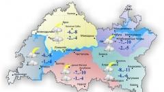 Новости  - Сегодня днем в отдельных районах республики ожидается метель