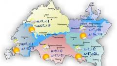 Новости  - Сегодня по республике ожидается переменная облачность