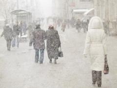Новости  - В Татарстане обещают метель с ухудшением видимости и порывистый ветер