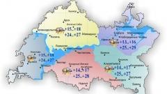 Новости  - Сегодня в Казани и по республике сохранится жаркая погода днем