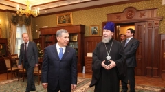 Новости Культура - Президент РТ сегодня встретится с архиереями Татарстанской митрополии РПЦ