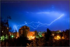 Новости  - В Казани сохраняется вероятность гроз со шквалистым усилением ветра