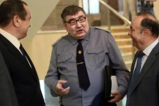 Кафиль Амиров на пенсии займется преподаванием, воспитанием внуков и садоводством