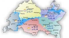 Новости  - 1 апреля в Казани и по Татарстану температуры воздуха составят +4..+9˚