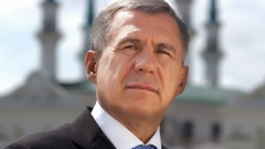 Новости  - Президент Татарстана поздравил жителей республики с Днем Конституции