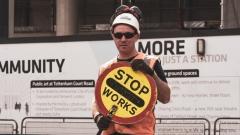 Новости  - По проезжей части улицы Северо-Западная ограничено движение транспорта
