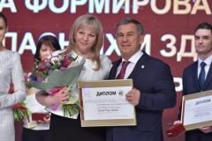 Новости  - Рустам Минниханов вручил награды лучшим руководителям 2015 года