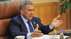 Новости  - Президент Татарстана обсудил сотрудничество с премьер-министром Турции