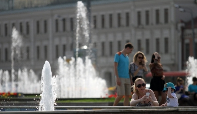 Новости  - В Казани 34,9°C: побит температурный рекорд 1940-го